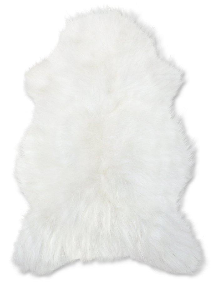 Australsk lammeskind - White - Oeko-Tex