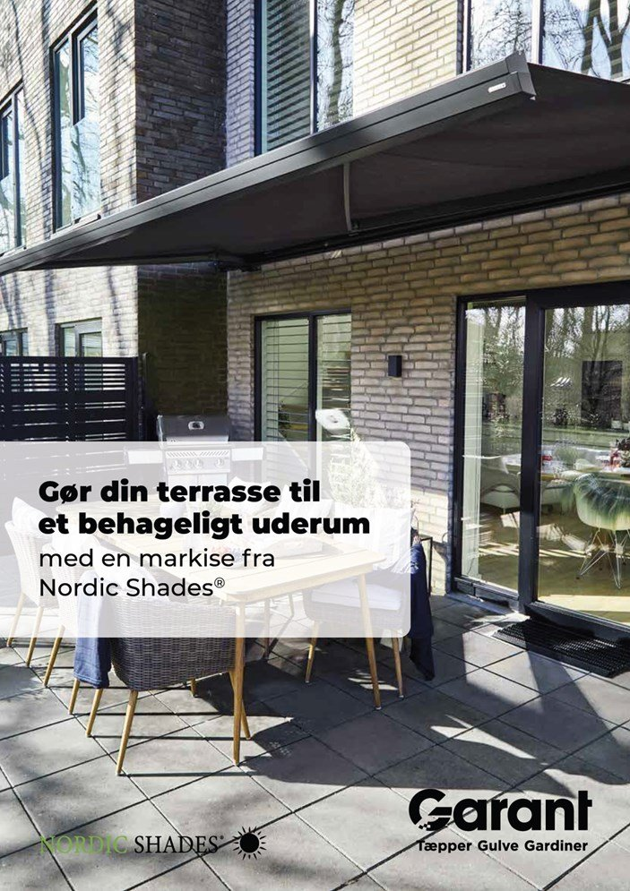 Nordic Shades Markiser