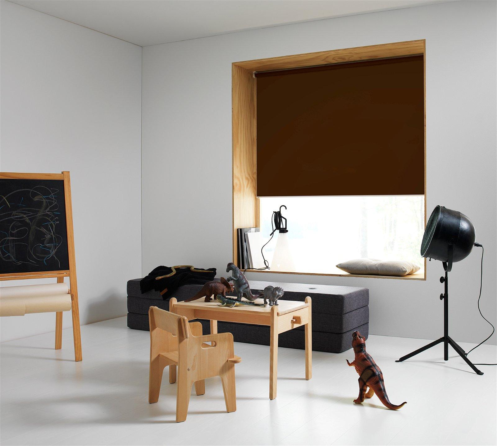 Nordic Shades® Somfy® elektrisk rullegardin