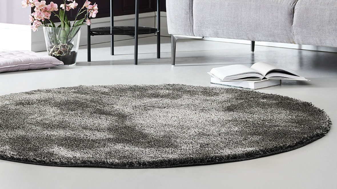 Canto Rugs Platina Antracit 8383