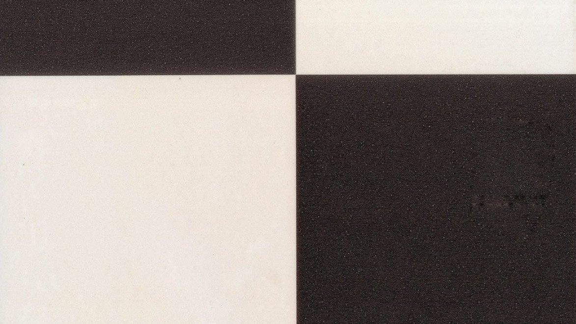 Linea Sort/Hvid skak